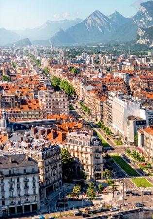 Programme neuf Grenoble